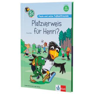 """Lerntraining mit PAULE """"Platzverweis für Henri"""""""