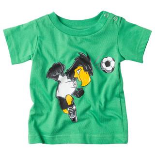 T-Shirt PAULE Kopfball mit Druckknöpfen