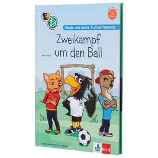 """Lerntraining mit PAULE """"Zweikampf um den Ball"""""""