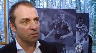 Hansi Flick im Interview