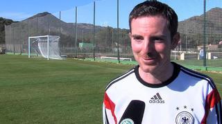 U 16-Trainer Meikel Schönweitz im Interview