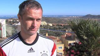 U 17-Trainer Christian Wück  im Interview