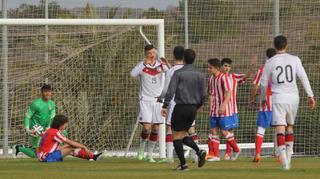 U 16-Junioren vs. Atlético Madrid