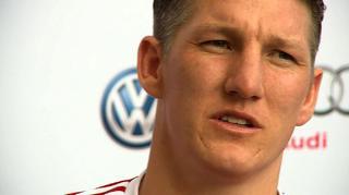 Schweinsteiger und Boateng im Interview
