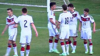 U 17-Junioren vs. Atlético Madrid