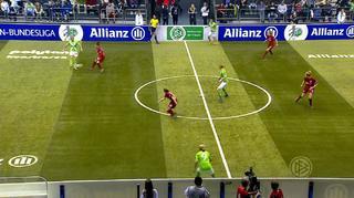 Hallenpokal 2015: VfL Wolfsburg gegen Bayer 04 Leverkusen
