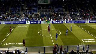 Hallenpokal 2015: FF USV Jena gegen 1899 Hoffenheim