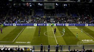 Hallenpokal 2015: SGS Essen gegen Vfl Wolfsburg