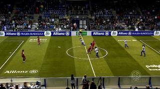 Hallenpokal 2015: Sc Freiburg gegen 1. FFC Frankfurt