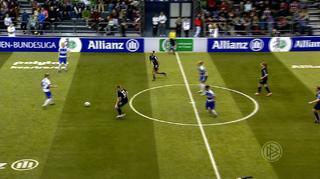 Hallenpokal 2015: MSV Duisburg gegen Herforder SV