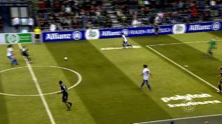 Hallenpokal 2015: 1. FFC Frankfurt gegen Herforder SV