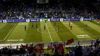 Hallenpokal 2015: SGS Essen gegen Bayer 04 Leverkusen