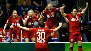 Hallenpokal 2015 Finale: Bayer 04 Leverkusen gegen VfL Wolfsburg