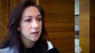 Nadine Keßler, die Weltfußballerin des Jahres 2014