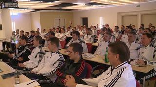 Trainingslager der Schiedsrichter