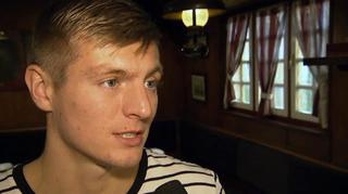 Interview mit Toni Kroos