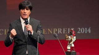 Joachim Löw erhält Medienpreis