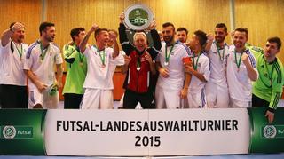 DFB-Futsal-Landesauswahlturnier in Duisburg