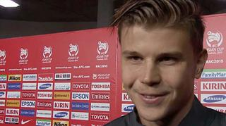Interview mit Mitch Langerak