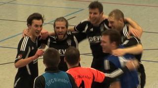 WFLV Futsal-Liga: UFC Münster vs. Holzpfosten Schwerte