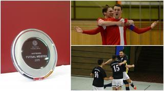 Vorfreude auf das Finale um die Deutsche Futsal-Meisterschaft