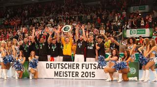 Deutsche Futsal-Meisterschaft: Das Finale