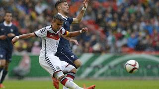 U 16-Junioren: Highlights Länderspiel gegen Frankreich