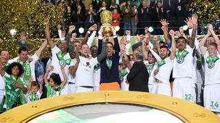 Highlights: DFB-Cup-Men Final 2015