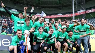 Highlights:  Borussia Mönchengladbach II vs. SV Werder Bremen II