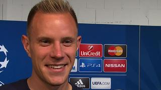 Ter Stegen im Interview