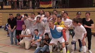 WFLV-Futsal-Pokal 2015: Das Finale