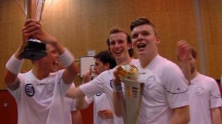 FVN-Futsal-Pokalendspiel in Duisburg