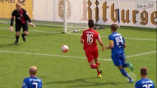SV Meppen vs. 1. FC Köln: Die Tore