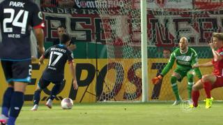 Energie Cottbus vs. 1. FSV Mainz 05: Die Tore