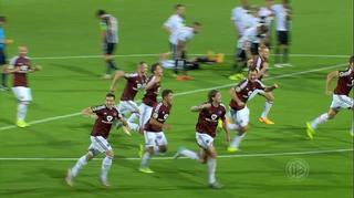 VfR Aalen vs. 1. FC Nürnberg: Die Tore