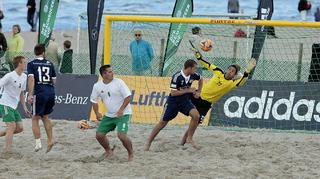 Top 10 Tore des DFB-Beachsoccer-Cup 2014