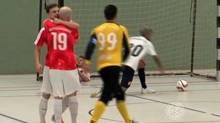 Auftakt der WFLV Futsal Regionalliga