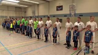 Auftakt der Futsal-Regionalliga Süd