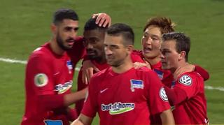 FSV Frankfurt vs. Hertha BSC: Die Tore