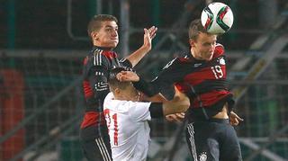 U 20-Männer:  Ein Unentschieden gegen Polen zum Jahresabschluss