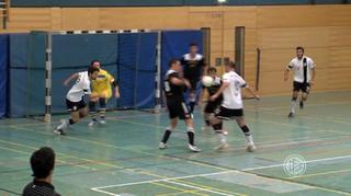 WFLV Futsal-Liga: Futsal Panthers Köln vs. MCH Futsal Club Sennestadt