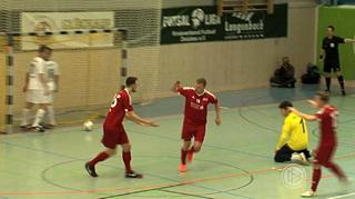NOFV-Pelada-Futsal- Regionalliga: VfL 05 Hohenstein-Ernstt. vs.  FC Liria Berlin
