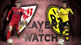 Players to watch: Werner vs. Mchitarjan