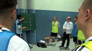 Futsal-Sichtungslehrgang in Grünberg