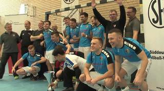 Süddeutscher Futsal-Cup 2016