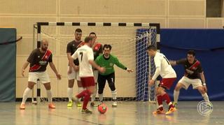 Deutsche Futsal-Meisterschaft: TSV Weilimdorf vs.  FC St. Pauli