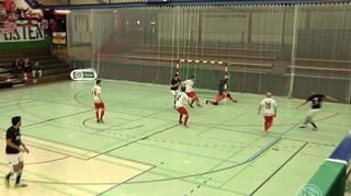 Deutsche Futsal-Meisterschaft: Hamburg Panthers vs. Holzpfosten Schwerte