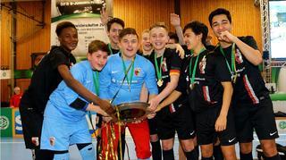 Deutsche Hallenmeisterschaft der C-Junioren