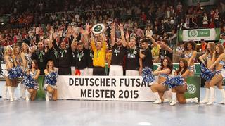 Deutsche Futsal-Meisterschaft: Vorfreude auf die Halbfinal-Paarungen