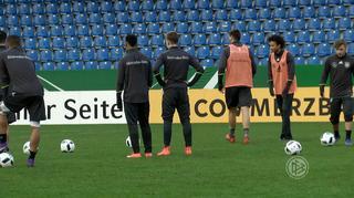 U 21 - Spieltag gegen die Färöer-Inseln